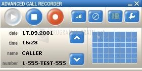 Pantallazo Advanced Call Recorder