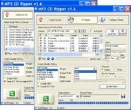 Pantallazo MP3 CD Ripper