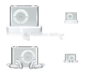 Pantallazo iPod Shuffle