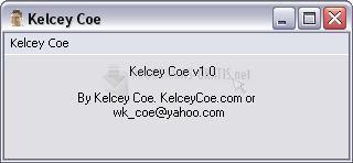 Pantallazo Kelcey Coe