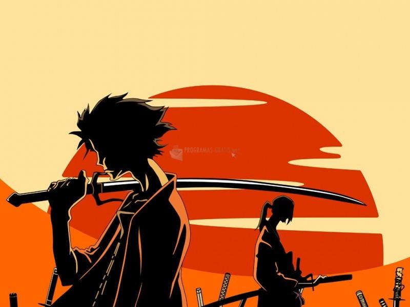 Pantallazo Samurai Champloo