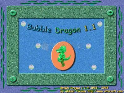 Pantallazo Bubble Dragon
