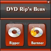 Pantallazo DVD RIP N BURN