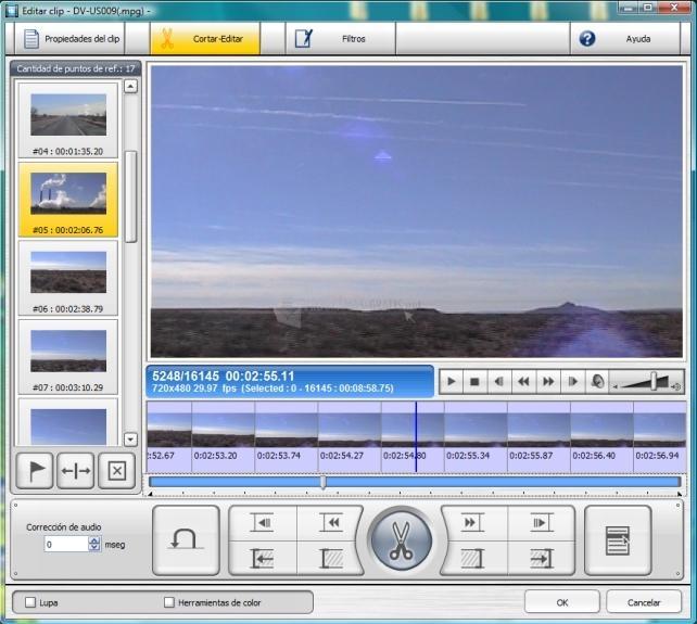 Captura TMPGEnc XPress