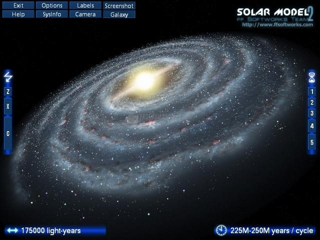 Pantallazo Solar Model