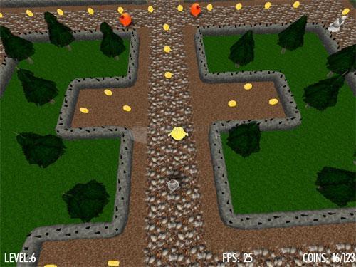 Pantallazo Pacco Quest 3D