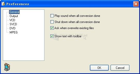Foto All To AVI VCD Converter