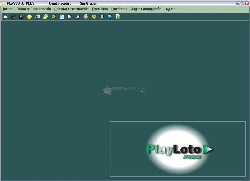 Pantallazo PlayLoto