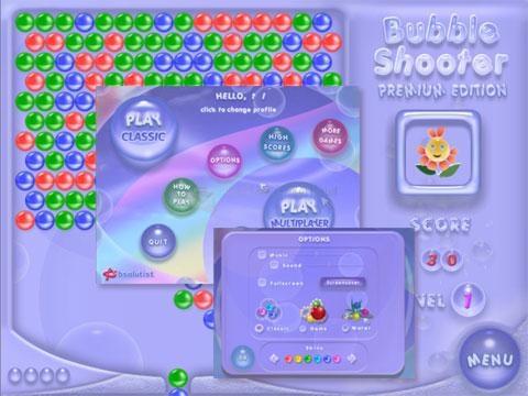 Pantallazo Bubble Shooter Premium