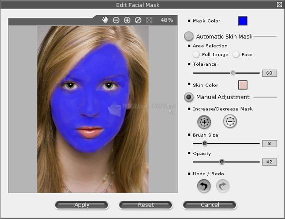 Pantallazo Face Filter Studio