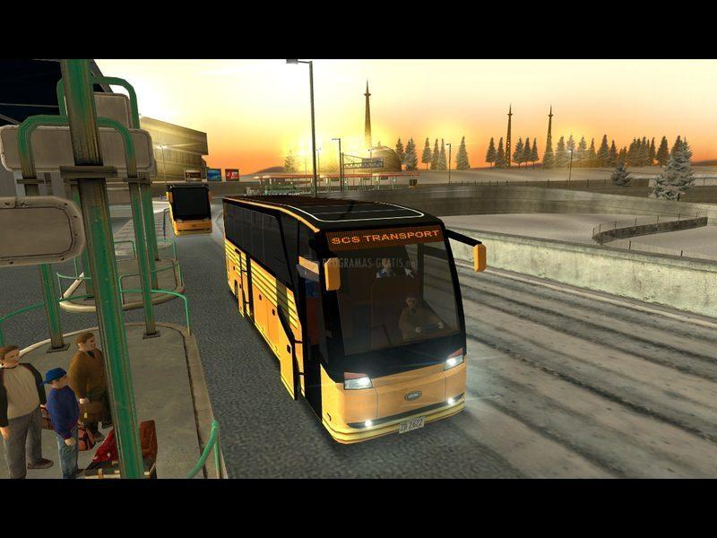 Pantallazo Bus Driver