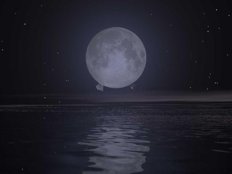 Pantallazo Luna y Mar