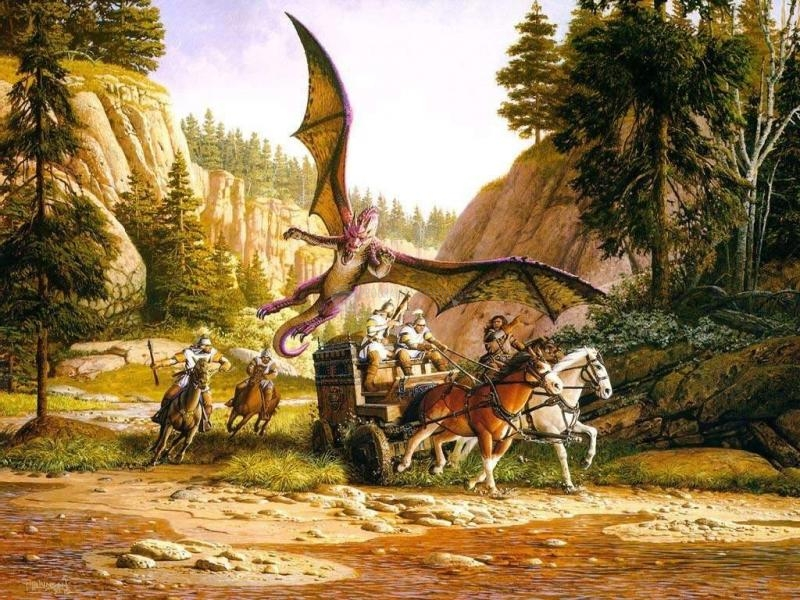 Pantallazo Ataque del dragon
