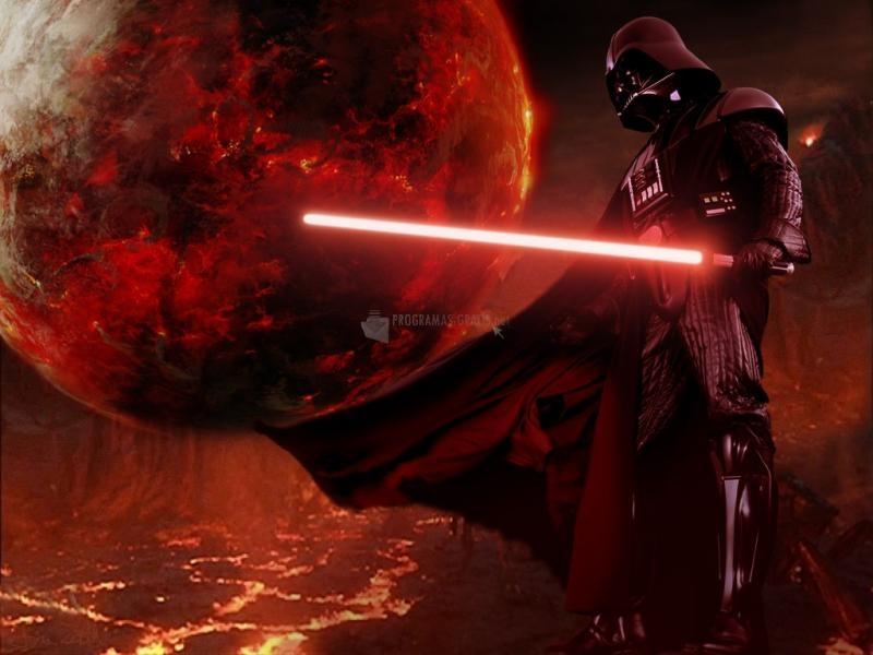 Pantallazo Fuego Vader