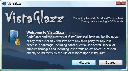 Pantallazo VistaGlazz