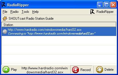 Pantallazo RadioRipper