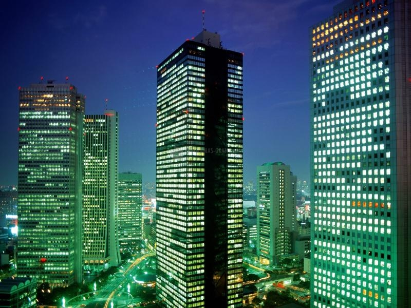 Pantallazo Shinjuku District