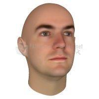 Pantallazo FaceGen Modeller