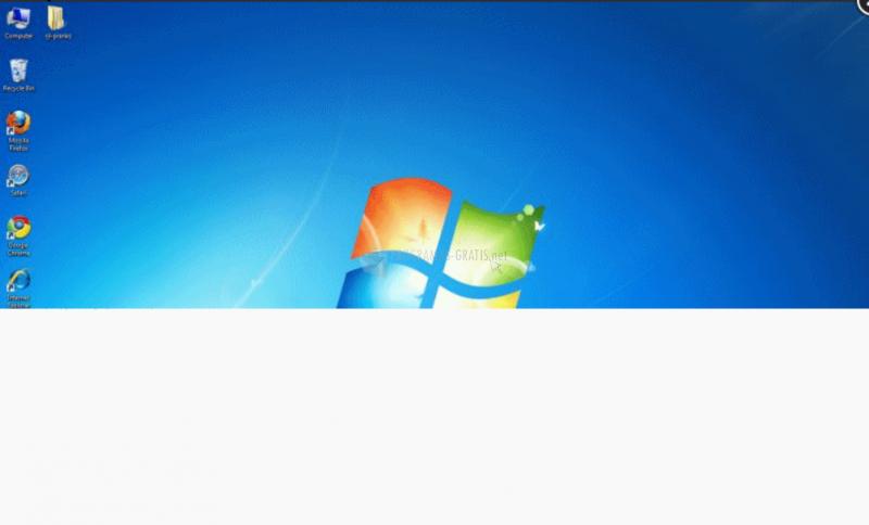 Pantallazo Show Hide Desktop