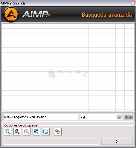 Screenshot AIMP Classic