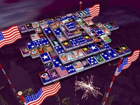 Pantallazo Magic Mahjongg Holidays