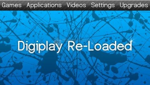 Foto Digiplay PSP Portal