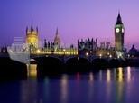 Pantallazo Londres al Anochecer