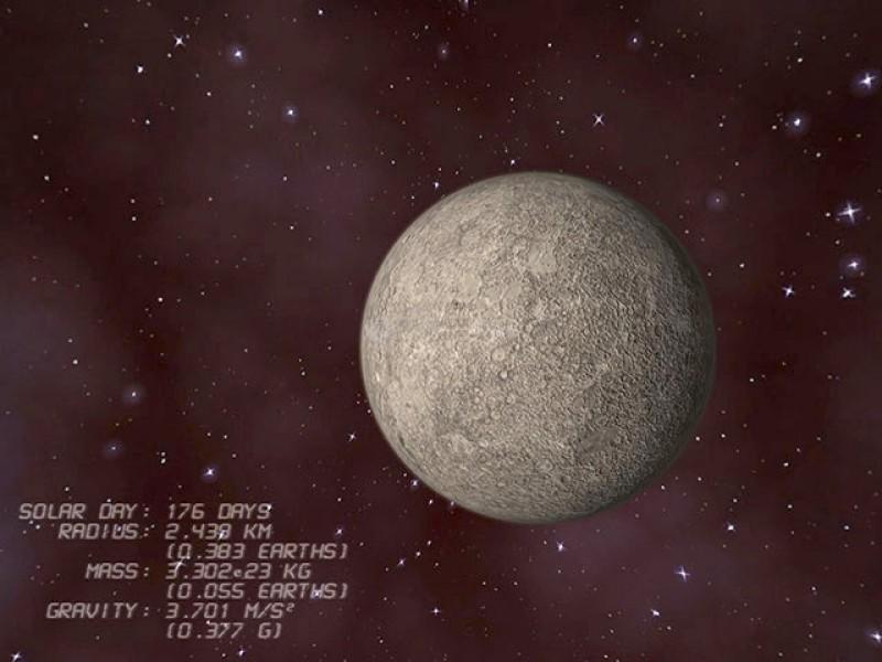 Pantallazo Mercury 3D