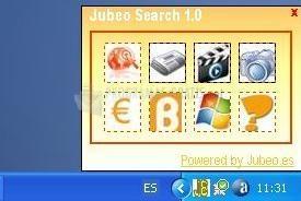 Pantallazo Jubeo Search