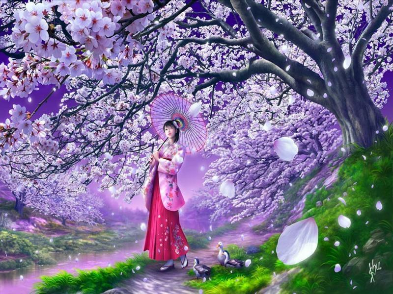 Pantallazo Violeta Oriental