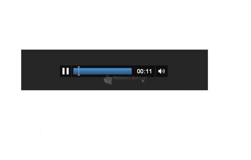 Pantallazo 1 Bit Audio Player