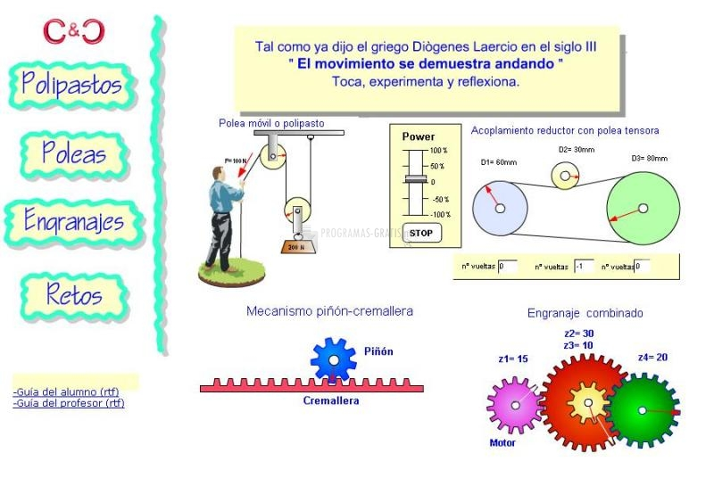 Pantallazo Mecanica Basica