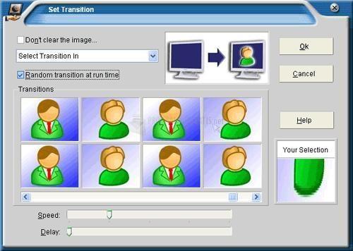 Captura Easy ScreenSaver Studio