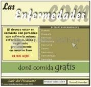 Pantallazo Las Enfermedades