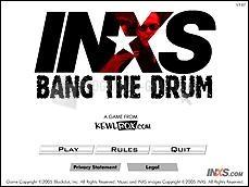 Pantallazo INXS: Bang the Drum