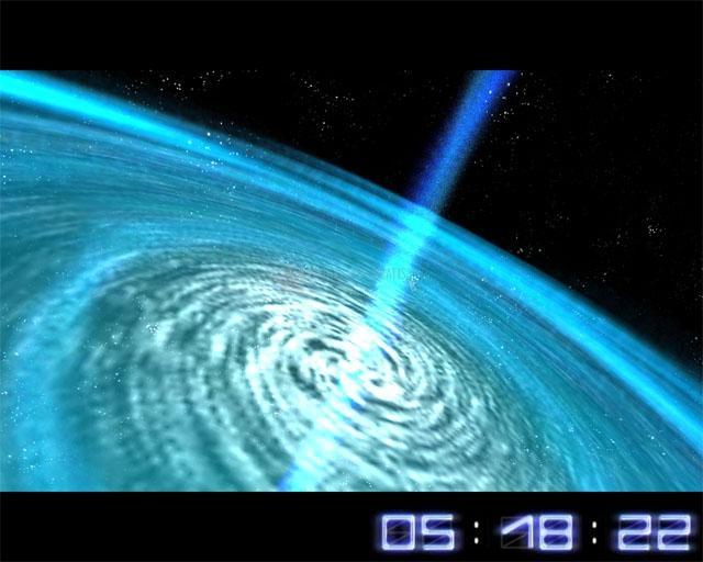 Pantallazo Space Flight 3D