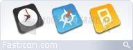 Pantallazo Comic iPhone Icons