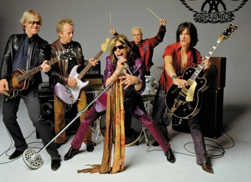 Pantallazo Aerosmith