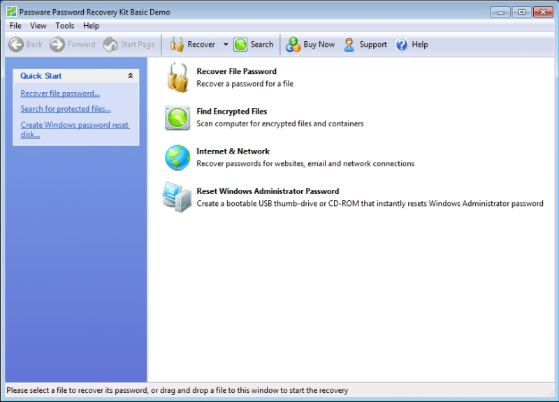 Pantallazo Windows Key