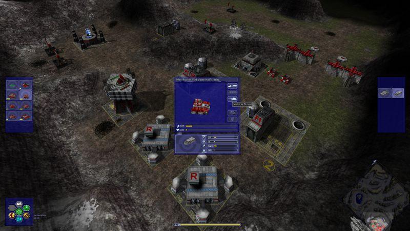 Pantallazo Warzone 2100