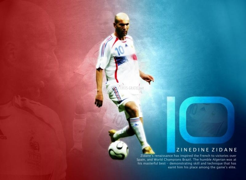 Pantallazo Zinedine Zidane