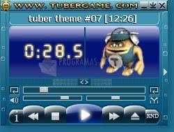 Pantallazo Tuber Player