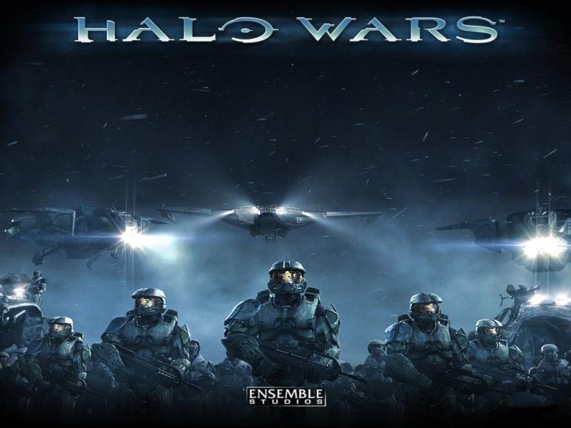 Pantallazo Halo Wars