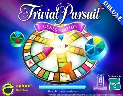 Descargar Trivial Pursuit Genus Deluxe 1 0 Gratis Para Windows