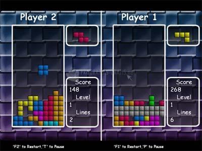 Pantallazo Eipc Tetris
