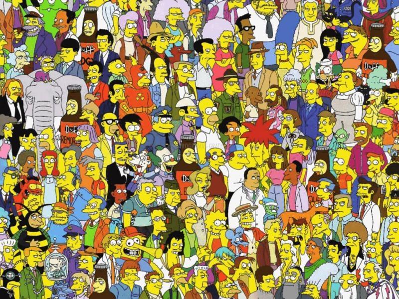 Pantallazo Springfield