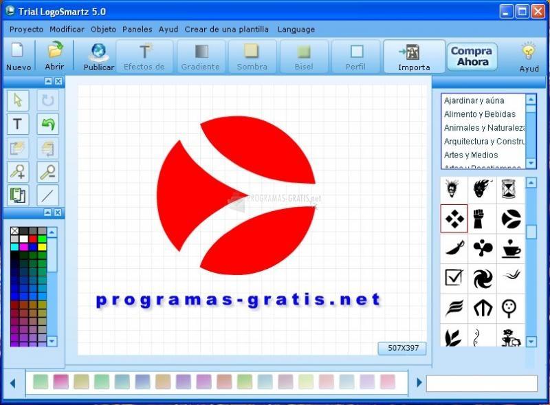 Screenshot Logosmartz