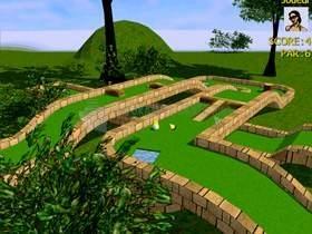 Pantallazo 3D Mini Golf Unlimited
