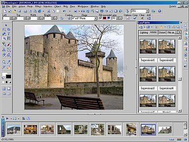 Captura Ulead PhotoImpact X3