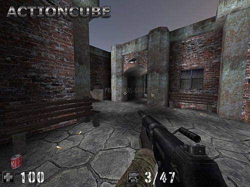 Pantallazo Assault Cube